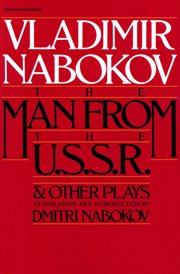 The man from the USSR and other plays cover image