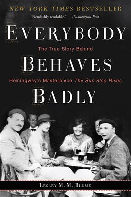 Cover image for Everybody Behaves Badly