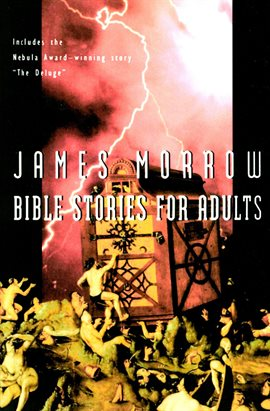 Cover image for Bible Stories for Adults