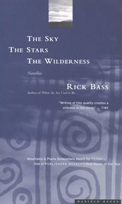 The sky, the stars, the wilderness cover image
