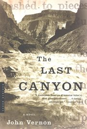 The last canyon cover image