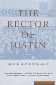 The rector of justin : a novel cover image