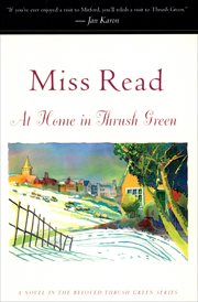 At home in Thrush Green cover image