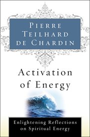 Activation of energy cover image
