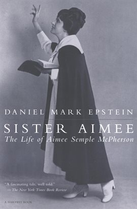 Cover image for Sister Aimee