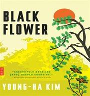Black flower cover image