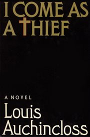 I come as a thief cover image