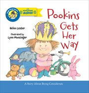 Pookins gets her way cover image