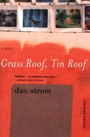 Grass roof, tin roof cover image