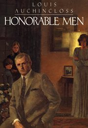 Honorable men cover image