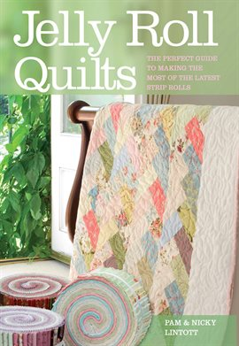 Cover image for Jelly Roll Quilts