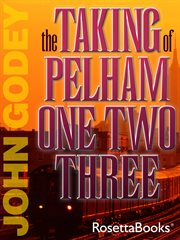 The taking of Pelham 123 cover image