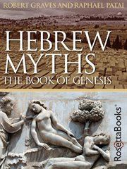 Hebrew myths : the book of Genesis cover image