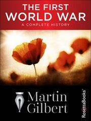 The First World War : a Complete History cover image