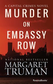 Murder on Embassy Row cover image