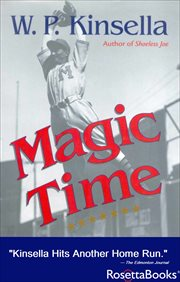 Magic time cover image