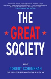 The great society : a play cover image