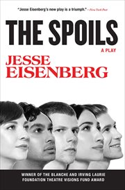 The spoils cover image