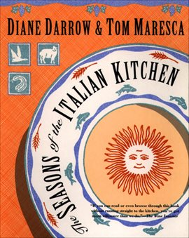 Cover image for The Seasons of the Italian Kitchen