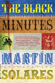 The black minutes cover image