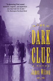 The dark clue cover image