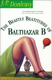 The beastly beatitudes of Balthazar B cover image