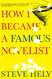 How I became a famous novelist cover image