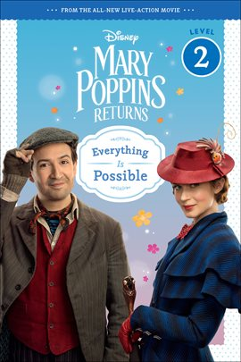 Cover image for Mary Poppins Returns: Everything Is Possible