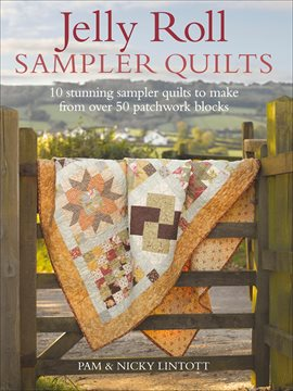 Cover image for Jelly Roll Sampler Quilts