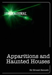 Apparitions and Haunted Houses cover image