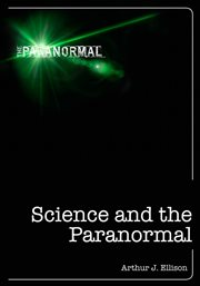 Science and the paranormal : altered states of reality cover image