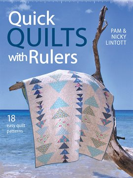 Cover image for Quick Quilts with Rulers