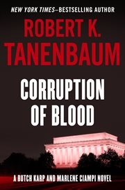 Corruption of blood cover image