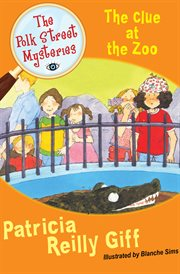 The clue at the zoo cover image