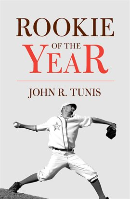 Cover image for Rookie of the Year