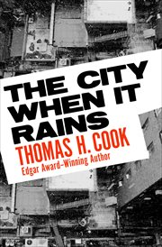 The city when it rains cover image