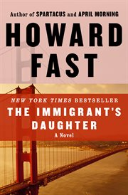 The immigrant's daughter cover image