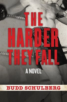 Cover image for The Harder They Fall