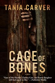 Cage of bones a novel cover image
