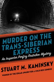 Murder on the Trans-Siberian Express cover image