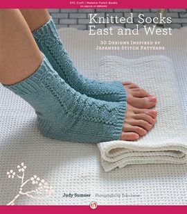 Cover image for Knitted Socks East And West
