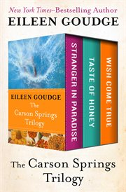 The Carson Springs trilogy cover image