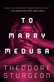 To marry medusa cover image