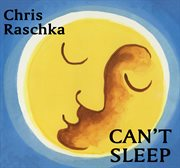 Can't sleep cover image
