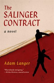 The Salinger contract a novel cover image