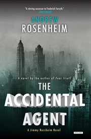 The accidental agent cover image