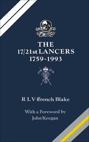 The 17/21st lancers, 1759–1993 cover image