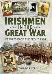 Irishmen in the great war: reports from the front 1914 cover image