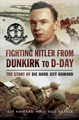 Cover image for Fighting Hitler from Dunkirk to D-Day