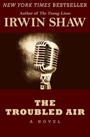 The troubled air cover image